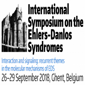 International Symposium on the Ehlers-Danlos Syndromes