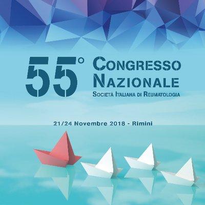 55th Congress of Italian Society of Rheumatology (21-24 November 2018)