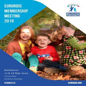 EURORDIS Membership Meeting 17-18 May 2019 Bucharest