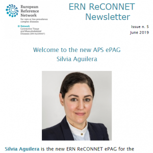 ERN ReCONNET Newsletter n. 5 – June 2019