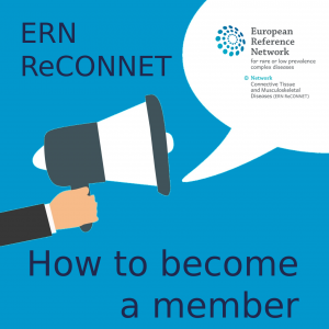 How to apply to become a member of an ERN?