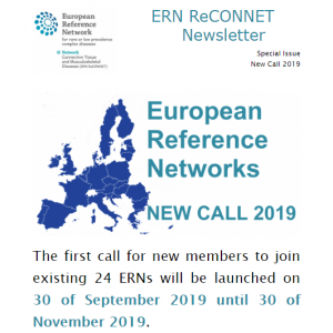 ERN ReCONNET Special Issue – Call 2019