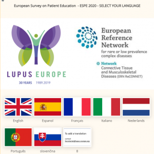 European Survey on Patient Education