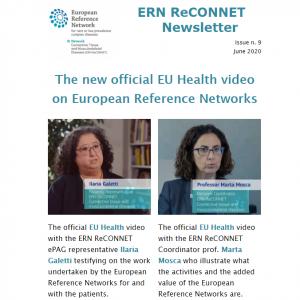 ERN ReCONNET Newsletter n. 9