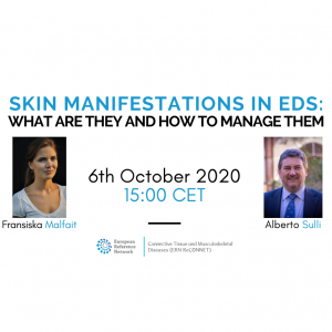 Skin manifestations in EDS: what are they and how to manage them