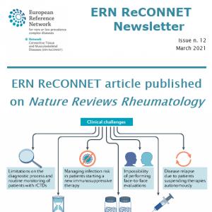 ERN ReCONNET Newsletter n. 12